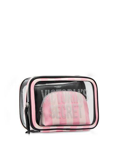 Cosmetiquera-Pink-Stripes-Victoria-s-Secret