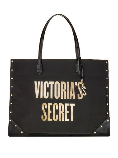 Tote-Negra-Victoria-s-Secret