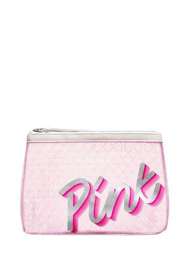 Cosmetiquera-Pink-Bubble-Victoria-s-Secret