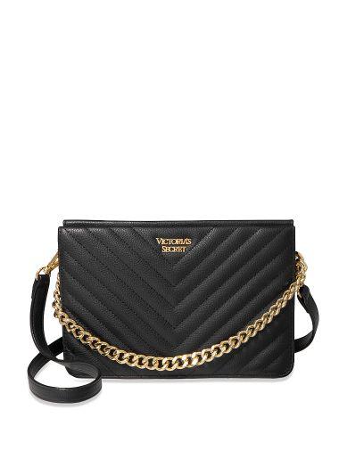 Bolsa-Bandolera-Negra-Victoria-s-Secret