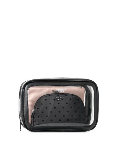 Trio-de-Cosmetiqueras-Velvet-Dot-Victoria-s-Secret