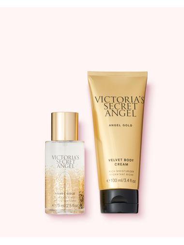 Set-De-Regalo-Angel-Gold-Victoria-s-Secret