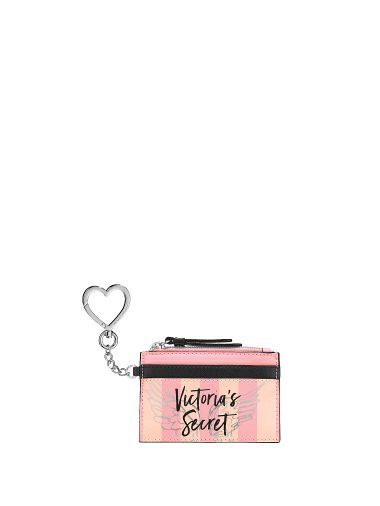 Tarjetero-Pink-Stripes-Victoria-s-Secret