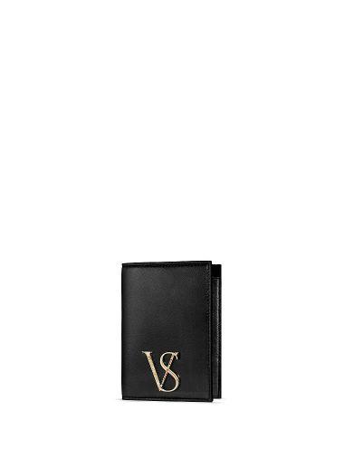 Porta-Pasaporte-Negro-Victoria-s-Secret