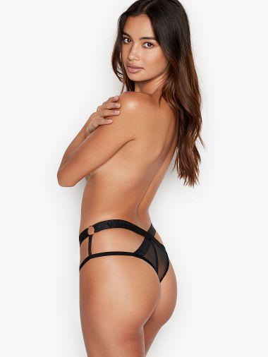 Panty-Cheeky-con-Logo-y-Detalle-Cruzado-Victoria-s-Secret