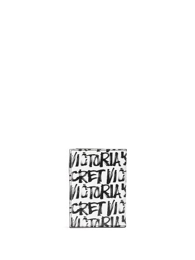 Porta-Pasaporte-Graffiti-Victoria-s-Secret