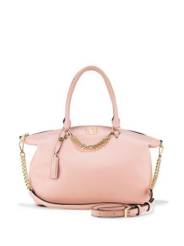 Bolsa-Satchel-con-Cadena-Rosa-Victoria-s-Secret